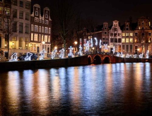 Amsterdam Light Festival 18/19