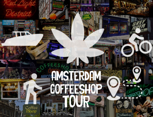 Coffeeshop Tour Amsterdam